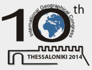 10th Congress of the Hellenic Geographical Society