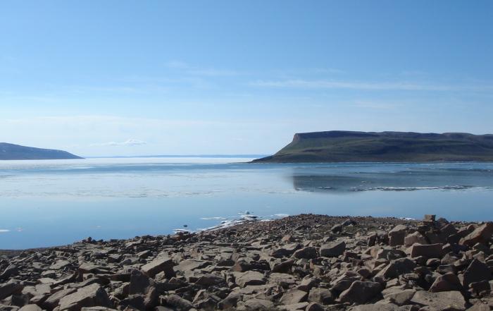Lancaster Sound, Nunavut, Canada