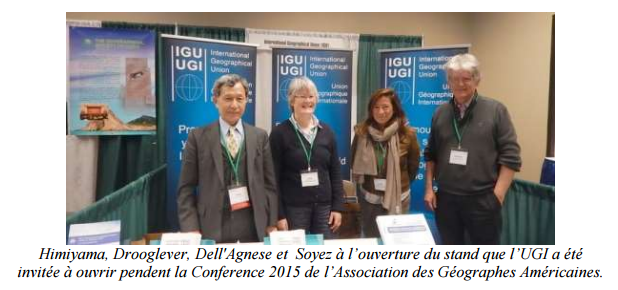 IGU newsletter post