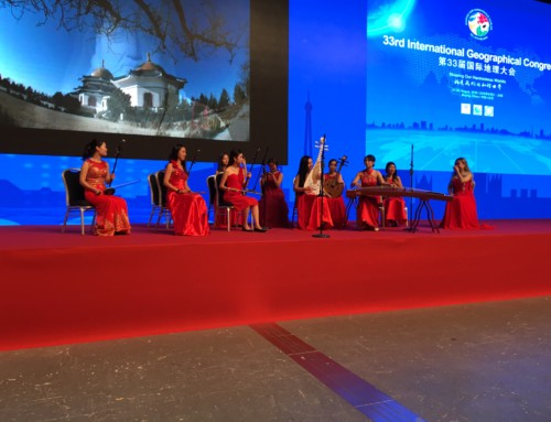 33rd International Geographical Congress Opening Ceremony