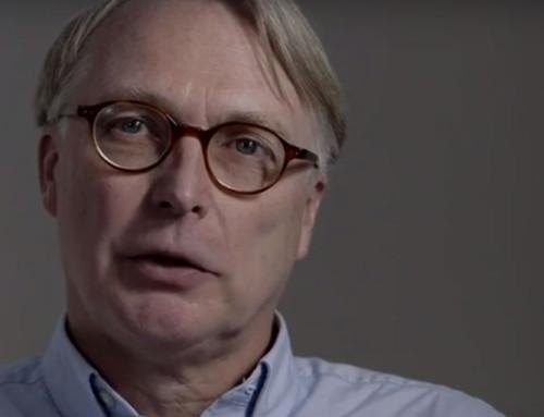 Carl Folke receives IGU Planet and Humanity Award