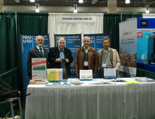 IGU at AAG 2017 Boston