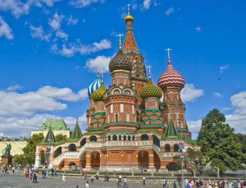 2018 IGU thematic conference – Moscow June 2018
