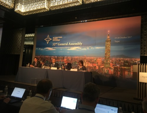 IGU at the ICSU-ISSC joint meeting