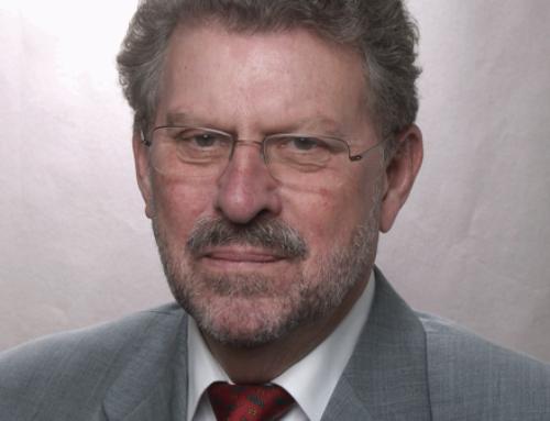 Death of IGU stalwart Prof Christian Wichmann Matthiessen