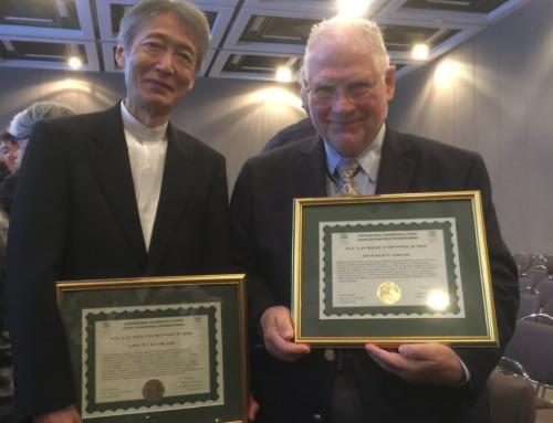 IGU awards four Lauréats d'Honneur at Quebec Conference