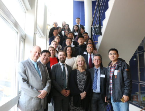 The second IGU-AGLE commission conference held in Sweden