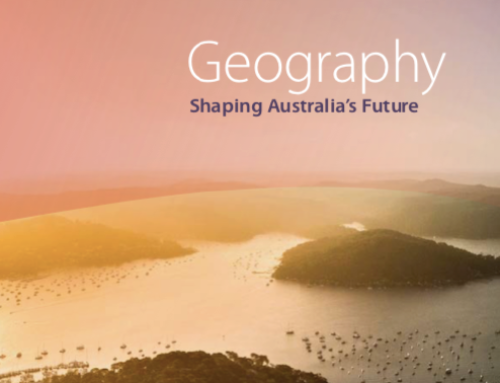 Geography: Shaping Australia's Future