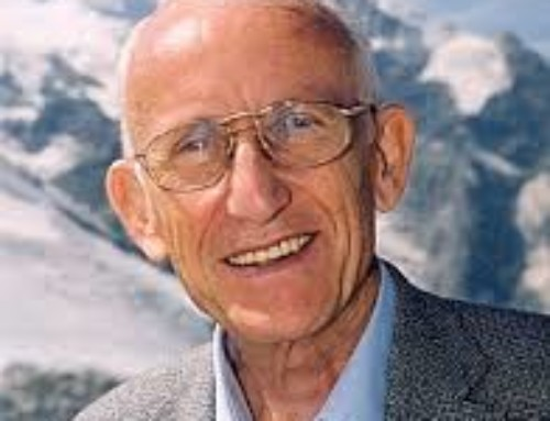 The passing of a great geographer: former IGU President Bruno Messerli