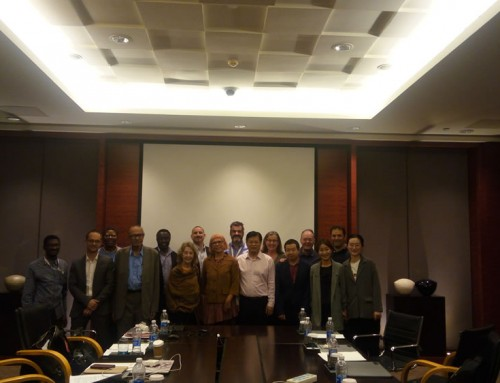Professor R. B Singh attended International Science Council Scientific Committee Meeting at Xiamen, China