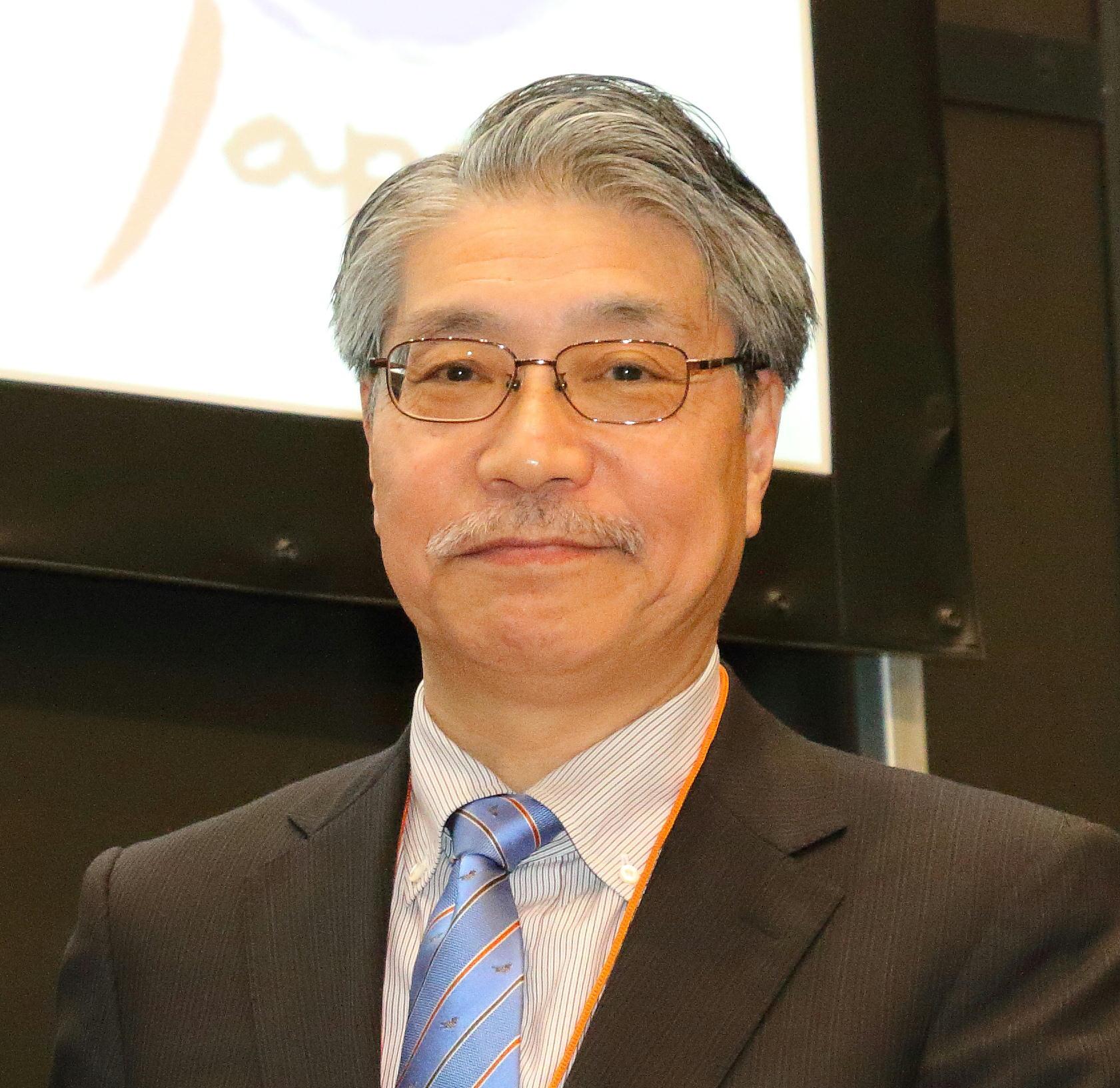 Professor Yoshitaka Ishikawa