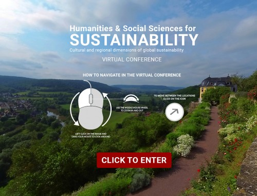 Save the date: Humanities and Social Sciences for Sustainability Conference